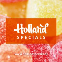 Inge Vorraber für Holland Specials
